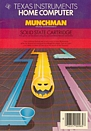 Munchman Manual